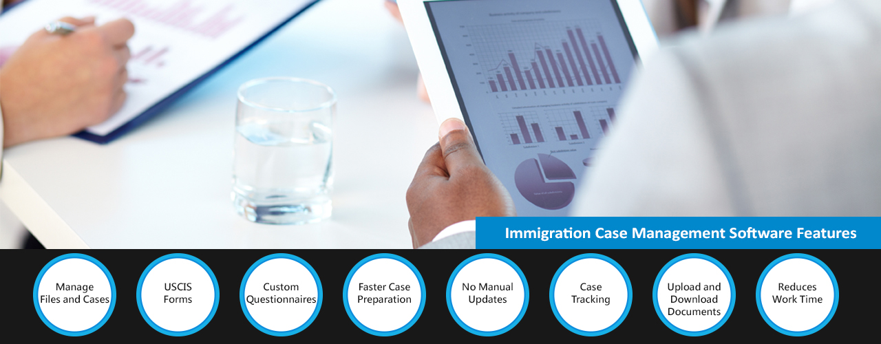 Immigration Case Management Software Features